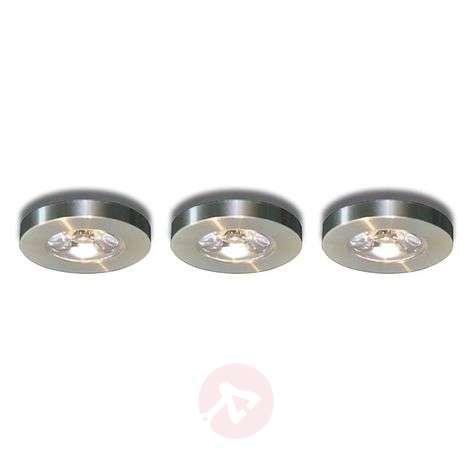 Rouen-LED-uppovalaisin muuntajalla, 3 valaisinta-3006533-31