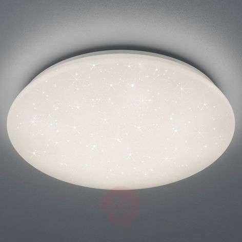 Säihkyvä LED-kattovalaisin Hikari, himmennin