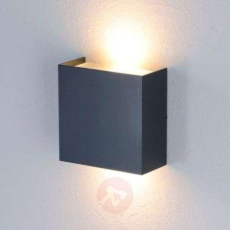 Säteilee ylös ja alas - LED-seinävalaisin Mira