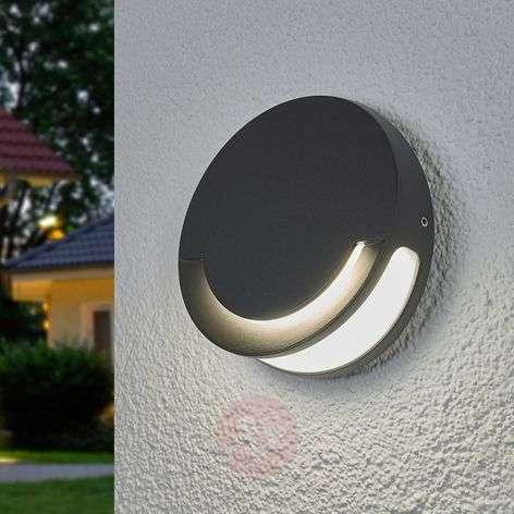 Sandwy - pyöreä LED-ulkoseinävalaisin IP44