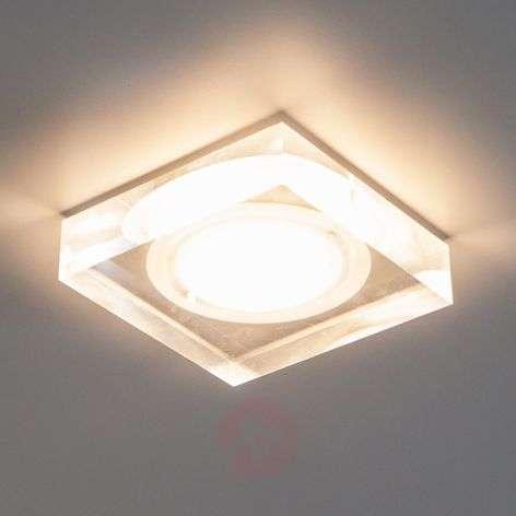 Sara – upotettava LED-valaisin, akryyliä