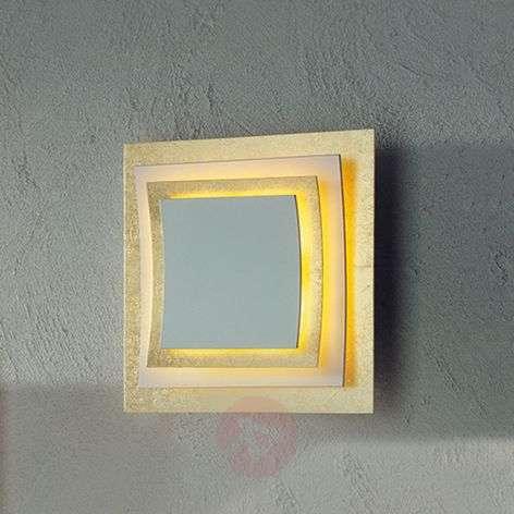 Seinä- ja kattovalaisin Pages lehtikultaus 22 cm