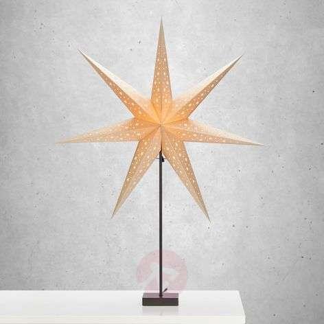 Seisova tähti Solvalla, korkeus 100 cm