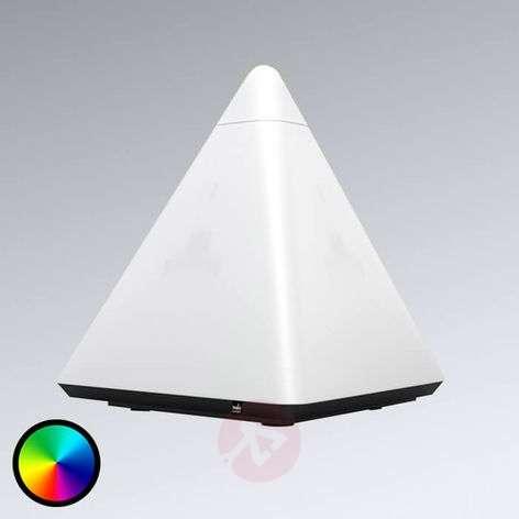 SLV Make01 LED-koristevalaisin RGB, jossa kaiutin