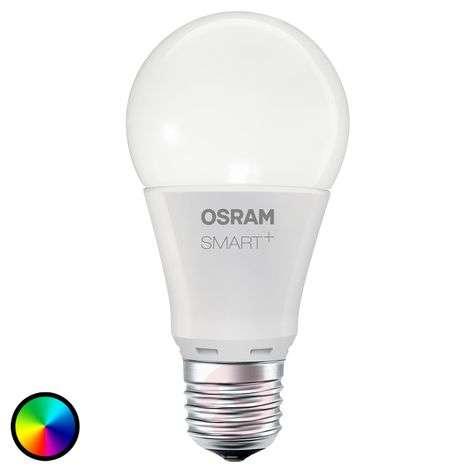 SMART+ LED E27 10W, RGBW, 800 lm, himmennettävä-7262121-31