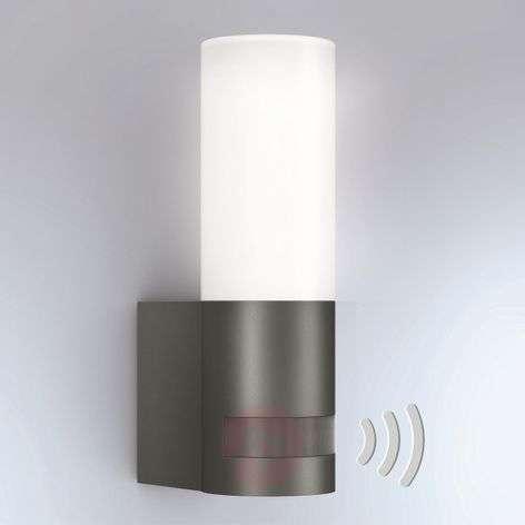 STEINEL L 605 -LED-ulkoseinälamppu, sensori, IP44