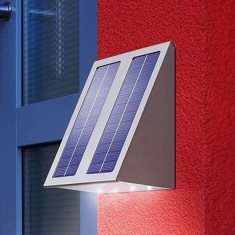 Super Effect design-seinävalaisin aurinkokennolla