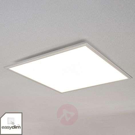 Suuri, suorakulmainen LED-paneeli Moira, Easydim