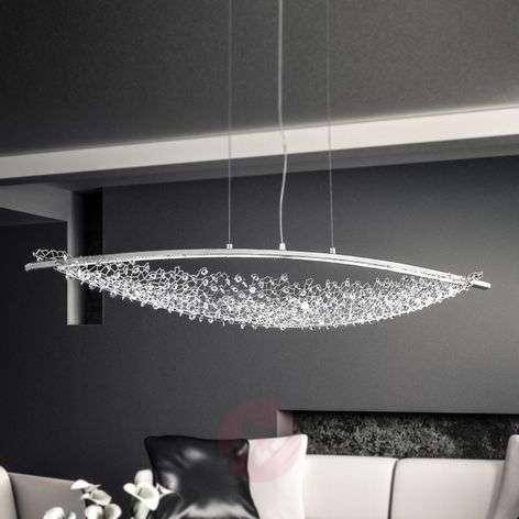 Swarovskin Amaca-LED-riippuvalaisin 132 cm