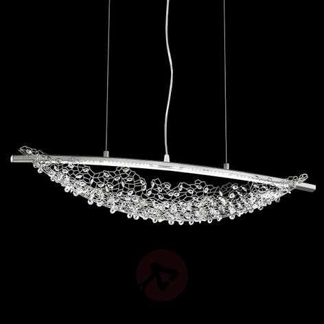 Swarovskin Amaca-LED-riippuvalaisin, pit. 76 cm