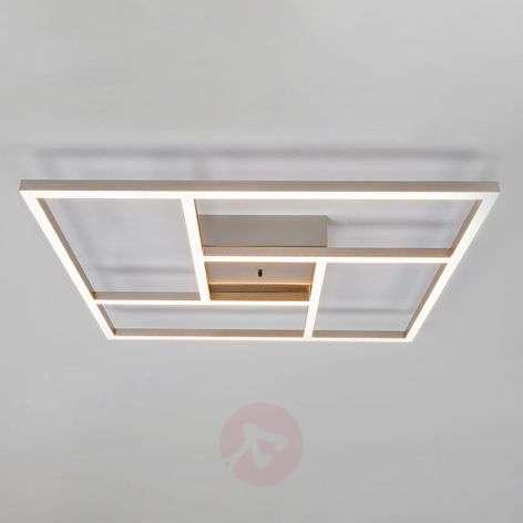 Täydellinen LED-kattolamppu Karsta, kaukosääd.