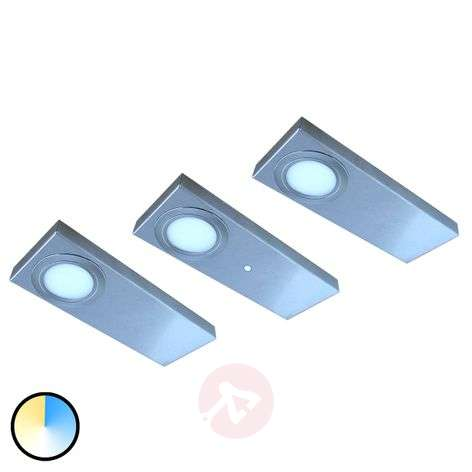 Tain-LED-kaapinalusvalo, Color Switch, 3 kpl/pakk.