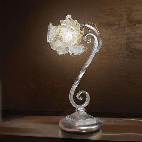 Takorautainen Rose-pöytävalaisin, muranolasi-1548070-31