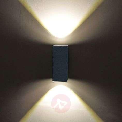Tavi-ulkoseinävalaisin 2 Bridgelux LEDiä