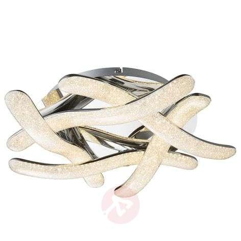 Tehokas LED-kattovalaisin Nabro, kromi, 60W