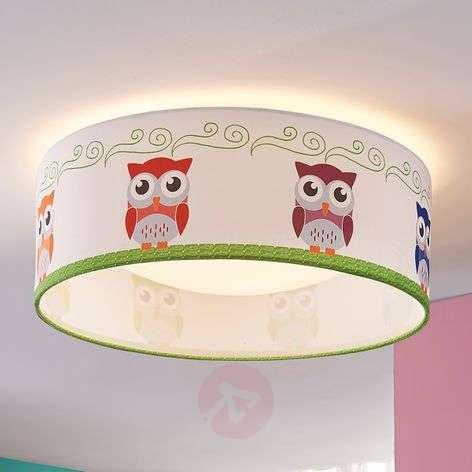 Tekstiilikattovalaisin Eula, kirkkaat LED:t