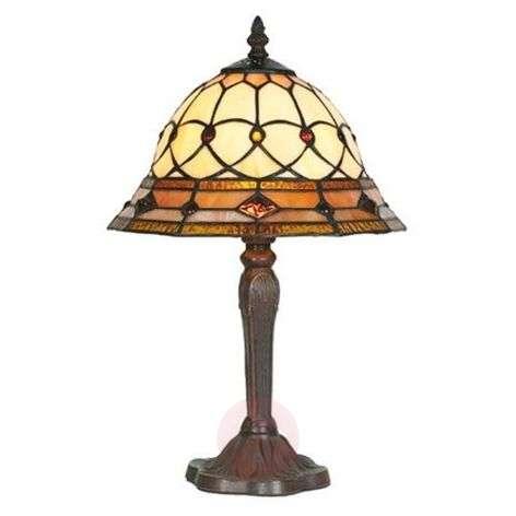 Tiffany-tyylinen ANTHEA-pöytävalaisin-1032111-31