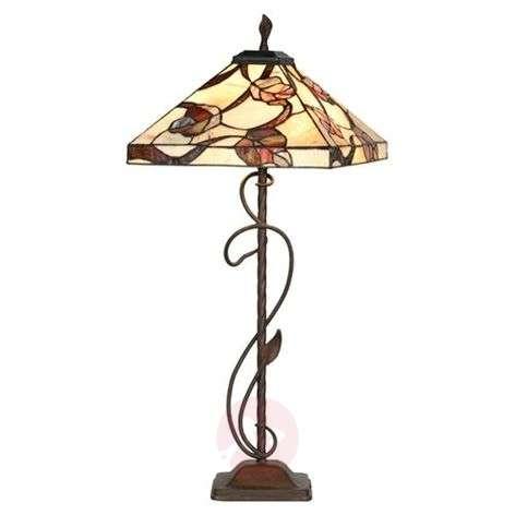 Tiffany-tyylinen Appolonia-lattiavalaisin-1032135-31