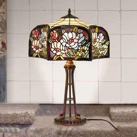 Tiffany-tyylinen Prim-pöytävalaisin-1032241-31