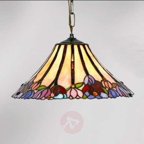 Tiffany-tyylinen Tori-riippuvalaisin, 1-lamppuinen-1032257-31
