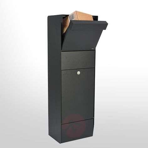 Tilava pakettipostilaatikko, Parcel-malli