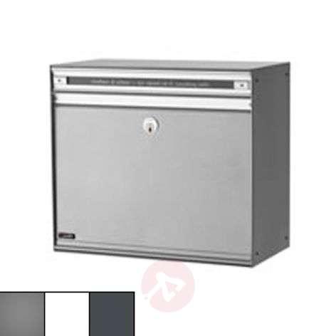 Tilava SC200-postilaatikko alumiinikirjeluukulla