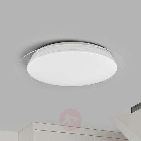 Tille LED-kattovalaisin, himm., kaukosäätimellä
