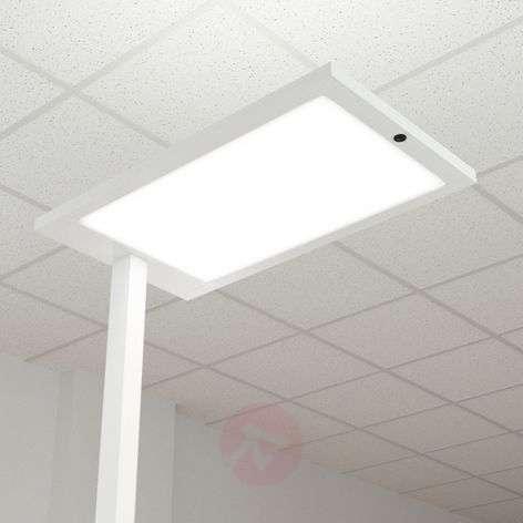 Toimiston LED-lattiavalo Almira, valkoinen