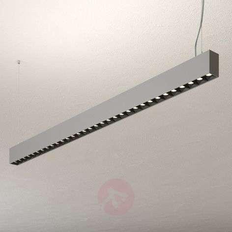 Toimiston LED-riippuvalo Laris hopea DALI