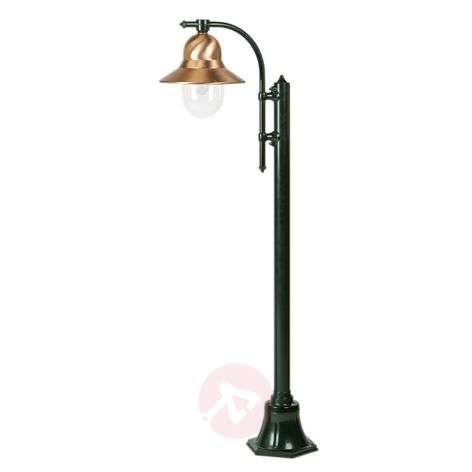 Toscane-lyhtypylväs yksilamppuinen 150 cm