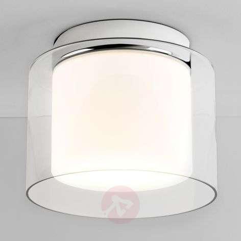 Tuplasti lasitettu kattovalaisin AREZZO-1020391-32