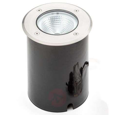 Tuva – upotettava LED-maakohdevalaisin pyöreä IP65-5522530-31