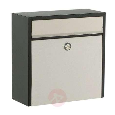 Tyylikäs 2500-postilaatikko, sylinterilukko-1045027-31