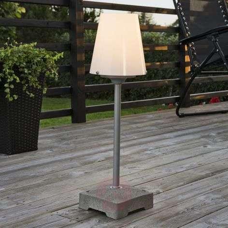 Tyylikäs lattiavalaisin New Lucca ulos, 59cm-5522321-31
