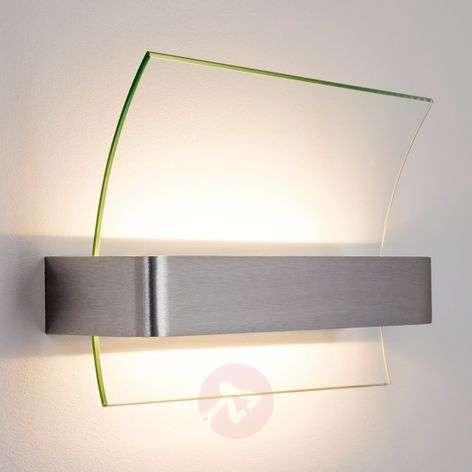 Tyylikäs LED-seinävalaisin Mailin