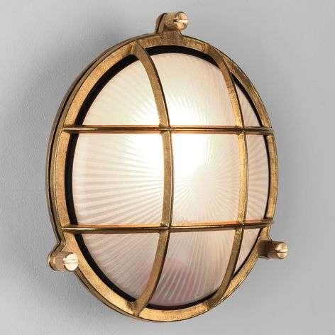 Tyylikkäästi muotoiltu laivavalaisin Thurso Round