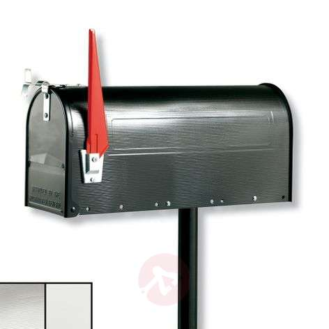 U.S. Mailbox nostettavalla viirillä