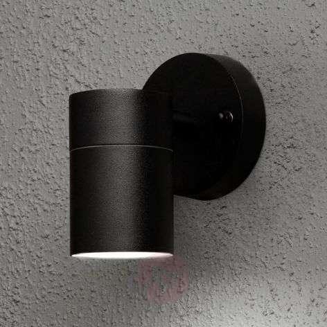 Ulkoseinävalaisin Modena 1-lamp., musta