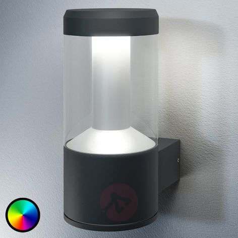 Ulkoseinävalaisin SMART+ Modern Lantern LED