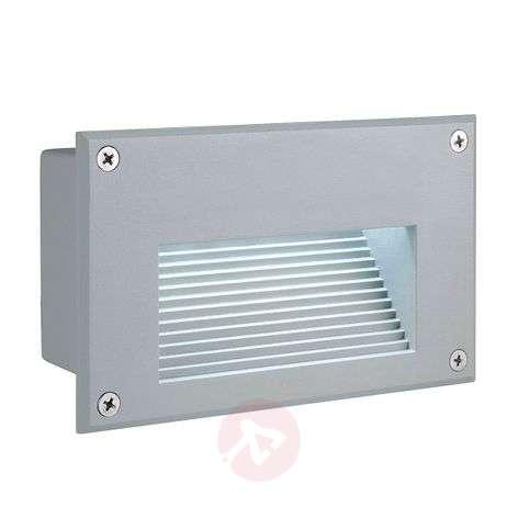 Upotettava Brick-LED-Downunder -seinävalaisin