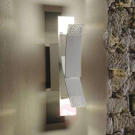 Vaikuttava LED-seinävalaisin Virgola