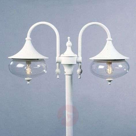 Vaikuttava lyhtypylväs LIBRA kaksilamppuinen-5522307X-31