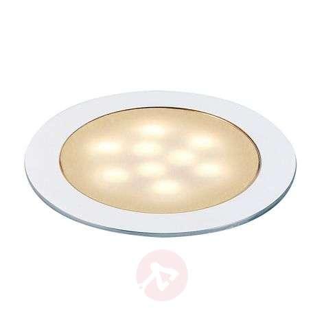 Vaikuttava uppovalaisin LED Slim Light IP67 ww
