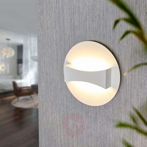 Vaikuttavan näköinen Avellino-LED-seinävalaisin-3006255-31