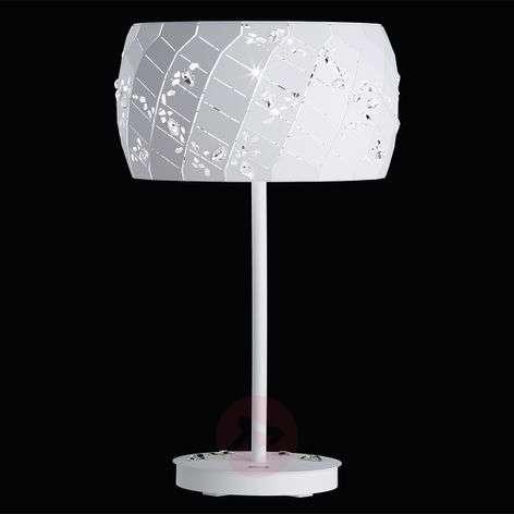 Valk. Apta-pöytälamppu kristalleilla