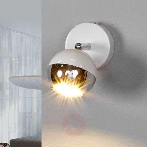 Valkoinen GU10-kohdevalo Arvin LED-lampuilla