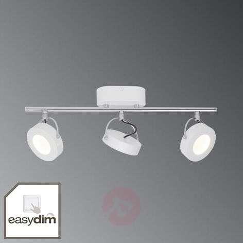 Valkoinen LED-kattokohdevalo Allora - EasyDim