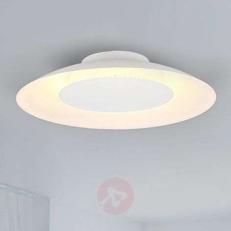 Valkoinen LED-kattovalaisin Keti, epäsuora valo-9625044-31