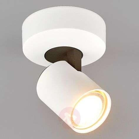 Valkoinen LED-kohdevalo Sean