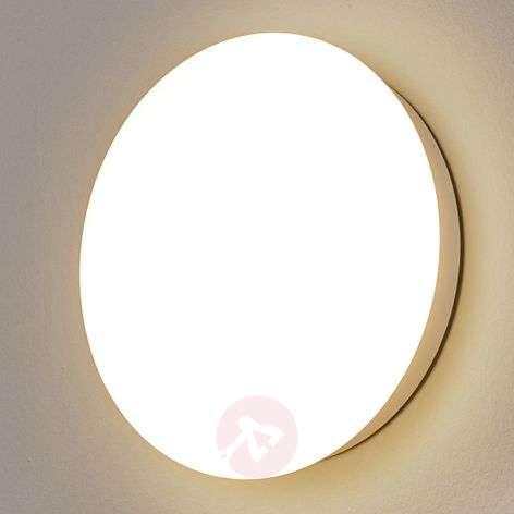 Valkoinen LED-seinävalaisin Sun 12-1018296X-31